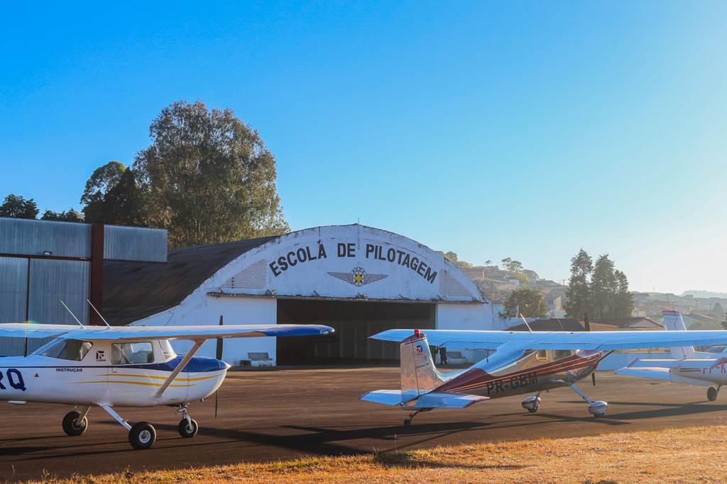 Curso piloto de avião